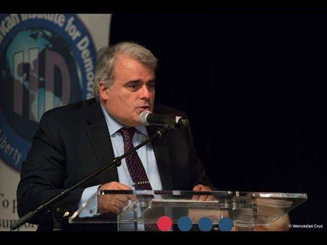 Gerardo Ibañez - FORO: LA CRISIS DEL PODER JUDICIAL EN LA ARGENTINA