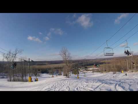 Mad River Ski Trip