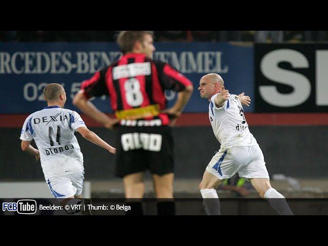2007-2008 - Jupiler Pro League - 09. FC Brussels - Club Brugge 1-3