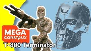 T-800 Terminator - Mega Construx Heroes