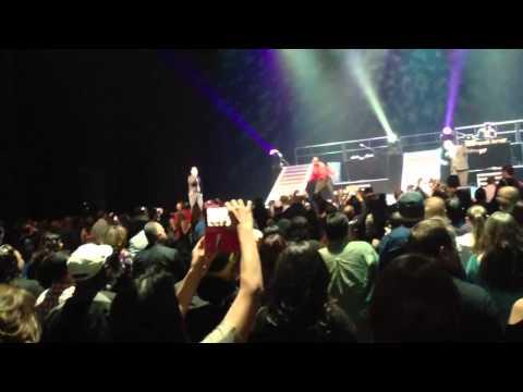 Color Me Badd live 11-9-13 Nokia Theatre L.A.