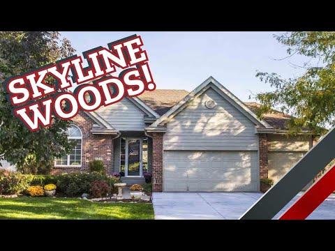 21046 Arbor Court Elkhorn, NE 68022 - Aerial View - Nebraska Realty