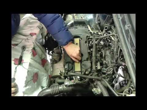 Замена цепи грм Opel Astra J 1.4 Turbo (a14net) своими руками