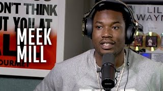 Meek Mill talks Nicki Minaj, hating the media + new album!