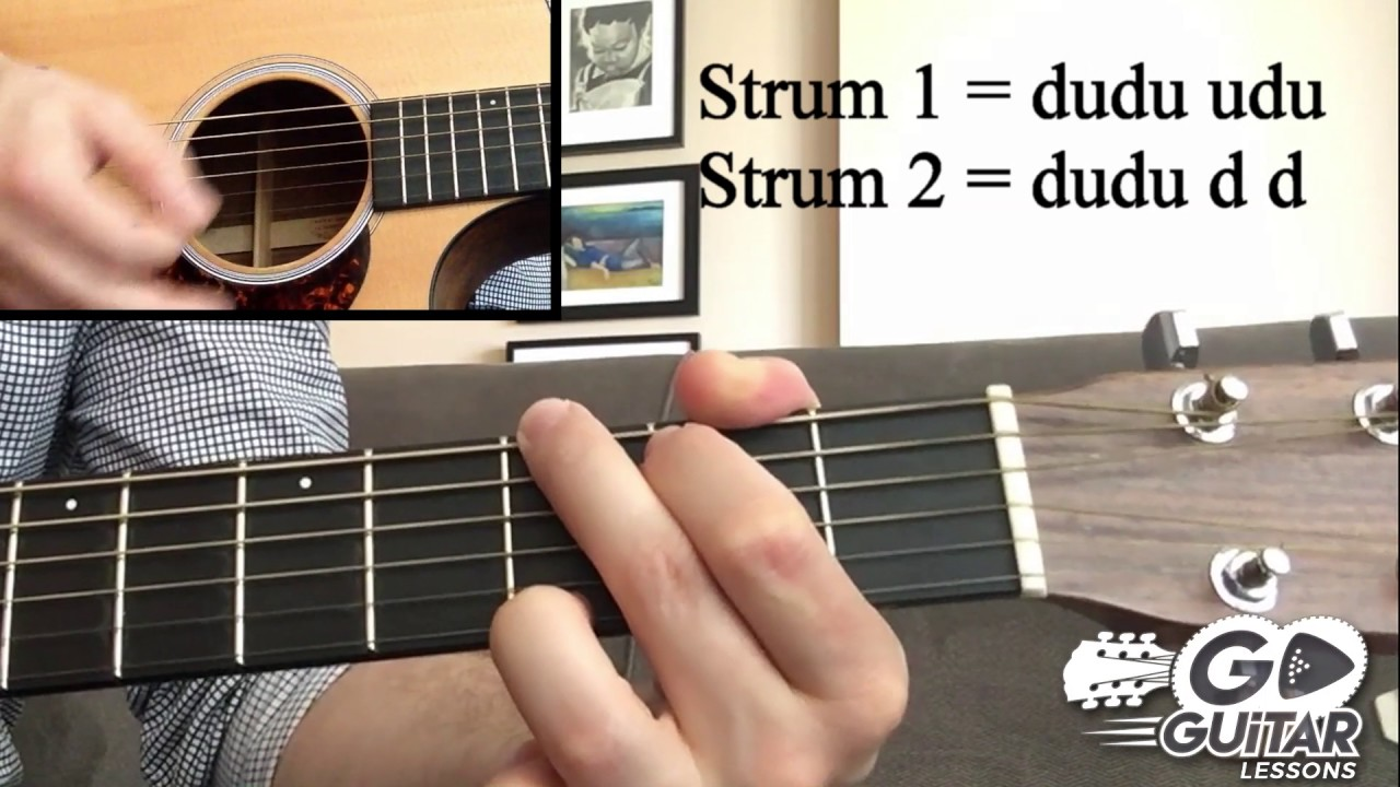 Beginner Intermediate Wholl Stop The Rain Ccr Guitar Lesson