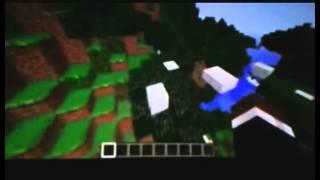 Minecraft Parkur Map 1