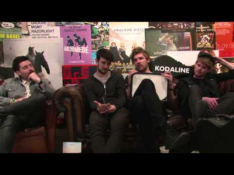 Kodaline - Brand New Day (Track By Track)