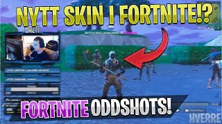 Swedish Fortnite Oddshots #17-NEW SKIN AND NEW WINGS!?? (HIGHLIGHTS/FUNNY MOMENTS)