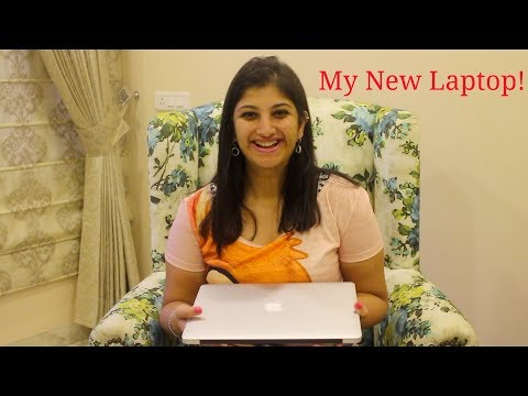 Unboxing My New MacBook Air