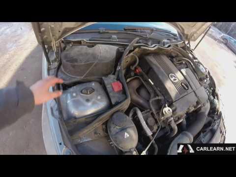 видео: mercedes c200 (w204) 2007 АКПП в аварийном режиме.