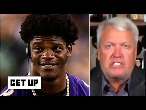 The only thing that can stop Lamar Jackson is himself - Rex Ryan | Get Up