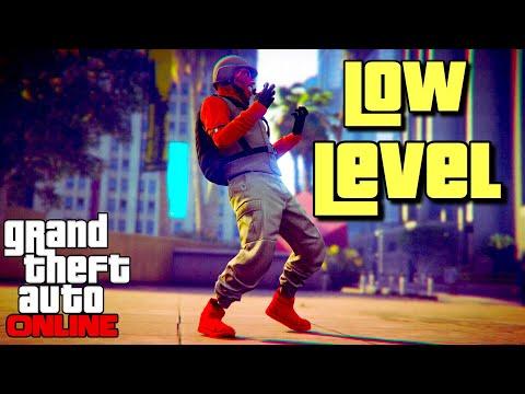 Low Level Weekend | ROAD TO 30k | GTA 5 Gunrunning DLC (PS4 PRO)