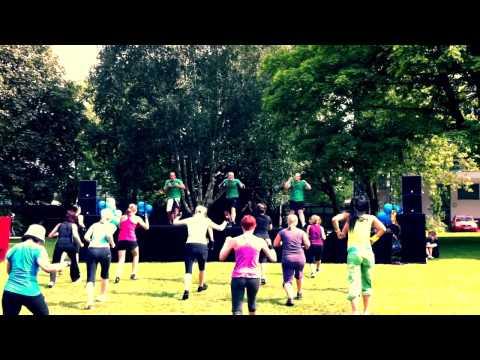 Heath City – Fitness im Park @ Gruga Essen powered by ruhrlaser.de