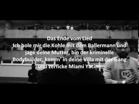 Farid Bang ✖️Gamechanger Miami Yacine Doubletime Diss ✖️ (JBG 3)