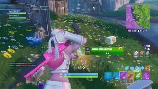Fortnite cool snipe