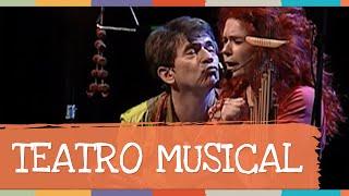 Teatro Musical (Música Rato) - Palavra Cantada