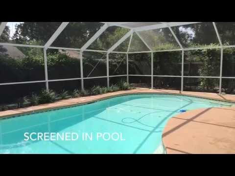 32250 Homes for Sale Jacksonville - 3752 Luth Drive with Pool in Isle of Palms