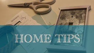 Home Tips: Episode 5