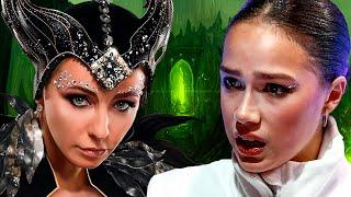 Скандал с миллионами Алины Загитовой Татьяна Навка и босс Хрустального выдали себя с потрохами