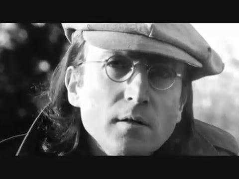 NOBODY TOLD ME -JOHN LENNON RARE VIDEO EDIT