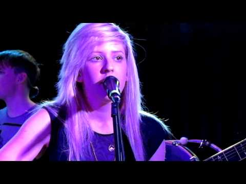 Ellie Goulding - Your Biggest Mistake Manchester Club Academy 30-03-10