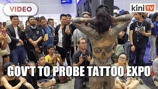 Ministry Probes Tattoo Expo Over 'topless' Models