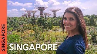 SINGAPORE Gardens By the Bay | You must visit this! �