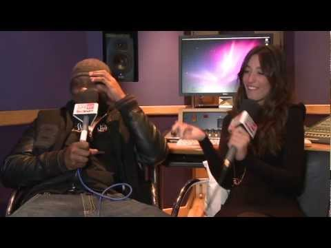 Lethal Bizzle interview: 'Alesha Dixon is hot' Pow! in the Virgin Red Room