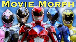 Power Rangers Movie 2017 [Power Rangers Morph]