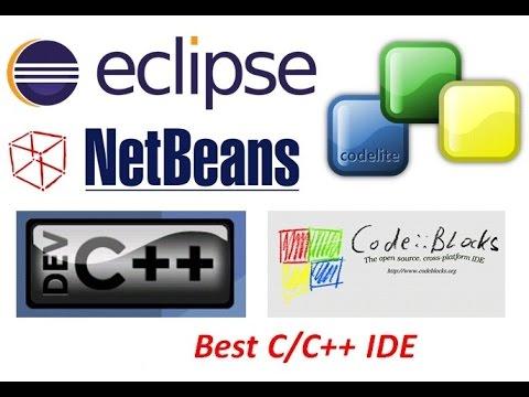 TOP IDE Tools for C/C++ Development