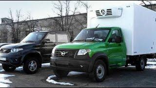 видео УАЗ выпустит гибридный грузовик
