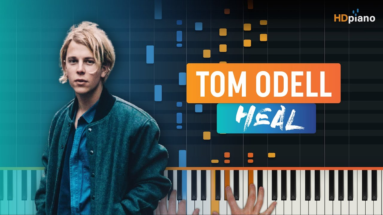 """How to Play """"Heal"""" by Tom Odell 