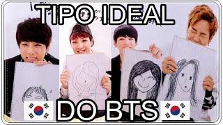 tipo ideal dos membros do bts máfia kpop