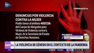 La Secretaría de Derechos Humanos recibe muchas denuncias por violencia de género por las redes