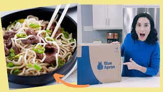 Meal Prep Delivery: Blue Apron Review & Cook the Recipes