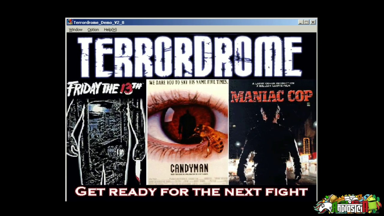 Terrordrome 2. 10. 3 download.