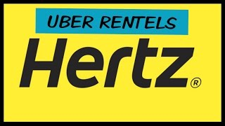 Some Drawbacks Using A Rental Car For RideShare. Uber And Hertz