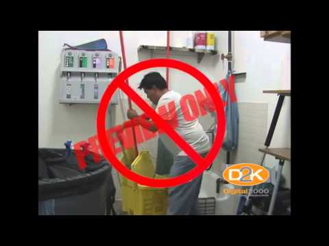 How To Take Care Of Janitorial And Custodial Equipment Training