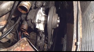 видео Водяная помпа ВАЗ 2101: конструкция и замена