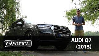 Audi Q7 (2015) - Cavaleria.ro