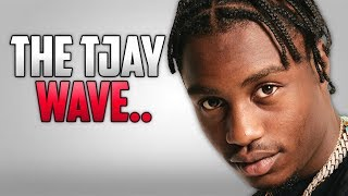 The Lil Tjay Wave