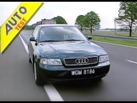 Audi A4 B5 Avant 1.9TDI  AUTO TEST