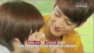 Video [ NEWS ] MINHO - Cast For The Lead Role In A New Drama download MP3, 3GP, MP4, WEBM, AVI, FLV Maret 2018