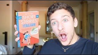 Consiglio: Short Stories In Italian By Olly Richards (A2-B1)