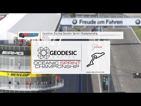 Geodesic Racing Oceanic Sprint Championship - Round 10, Nurburgring