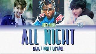 BTS (방탄소년단) & Juice WRLD – All Night (HANG | ROM | ESPAÑOL) (BTS WORLD OST Part 3)