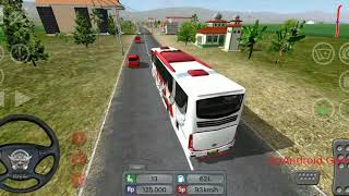 Indonesia Bus Simulator 2018 | indonesia Real Bus Driving on Highway | Android Games HD