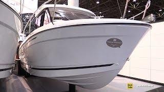 2018 Jeanneau Merry Fisher 605 - Walkaround - 2018 Boot Dusseldorf Boat Show
