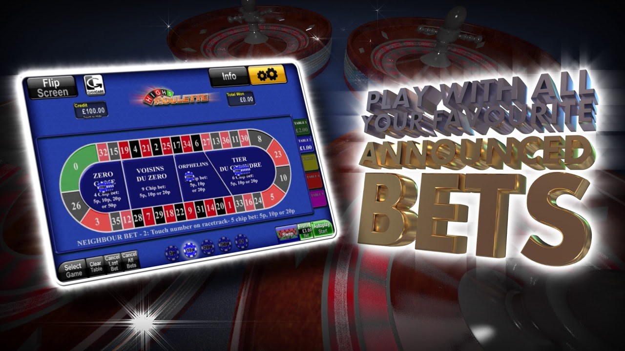 Play High 5 Roulette At Admiral Casino