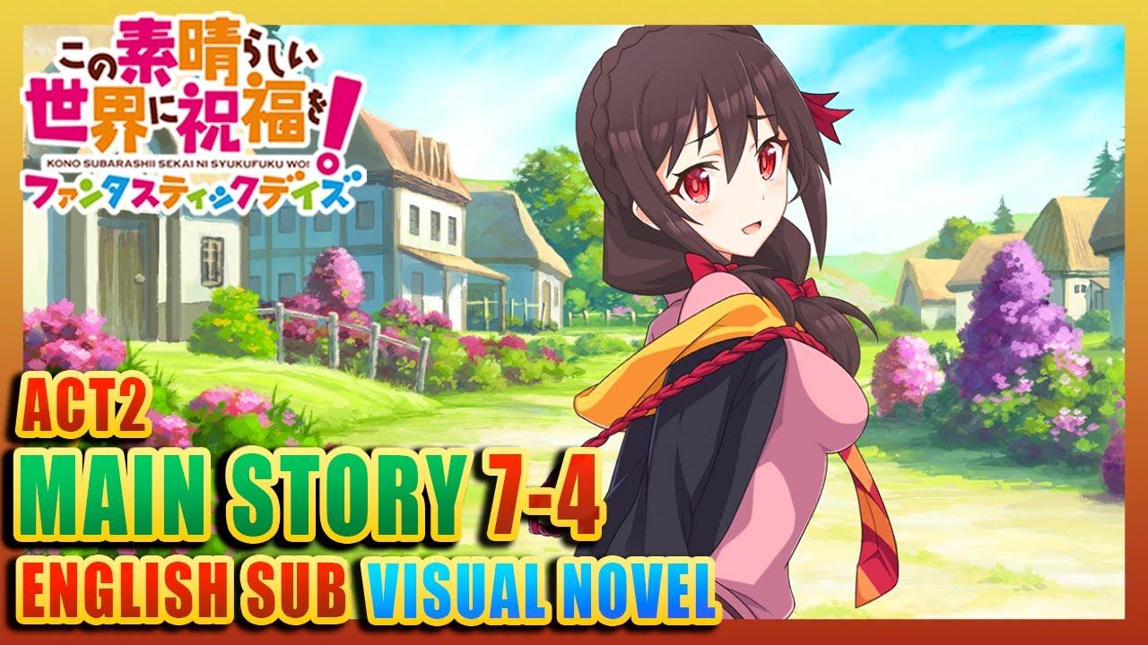 KONOFAN | MAIN STORY | ACT 2 | Chapter 7 Part 4